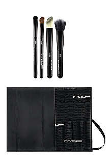 MAC Look in a Box: Advanced Brush Kit