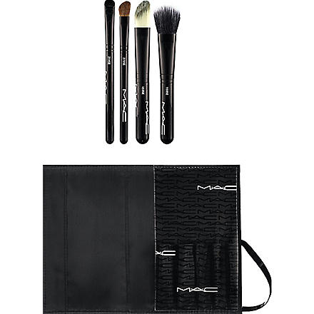 MAC Look in a Box: Advanced Brush Kit