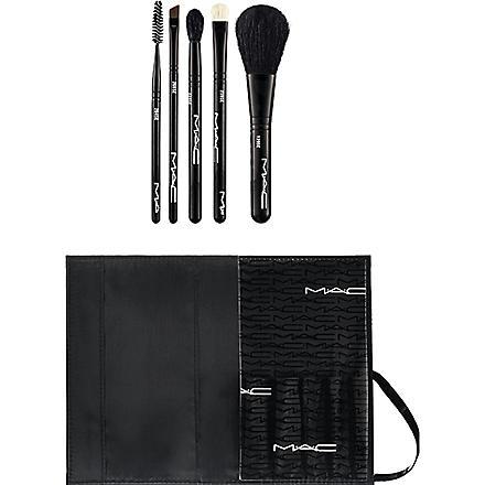 MAC Look in a Box: Basic Brush Kit