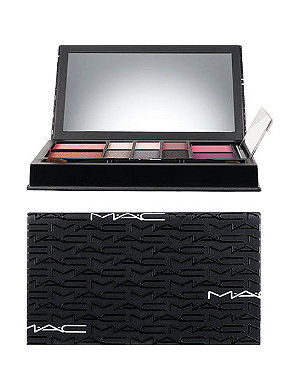 MAC Look in a Box: All About Plum