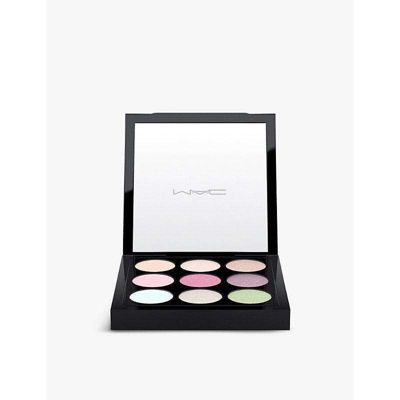 Mac Pre-filled eyes eyeshadow palette x9, Women's, Pastel palette