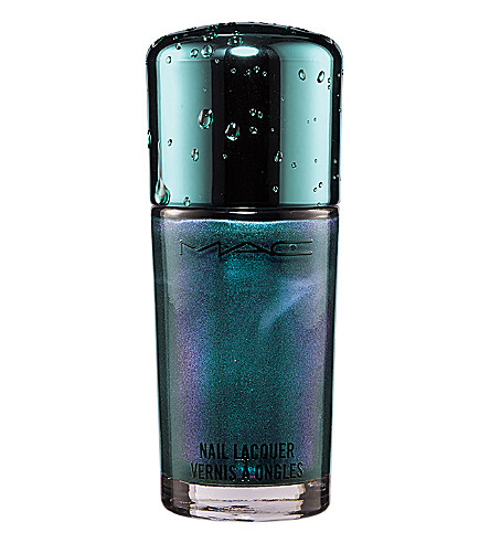 MAC Alluring Aquatic Nail Lacquer (Submerged