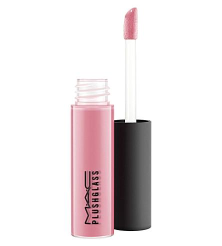 MAC Plushglass (Ample+pink