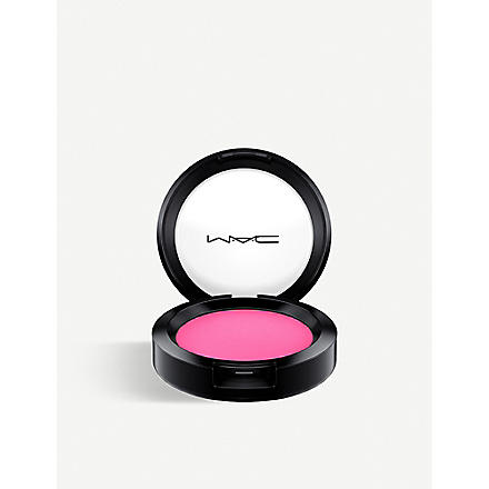 MAC Powder Blush (Ambering+rose