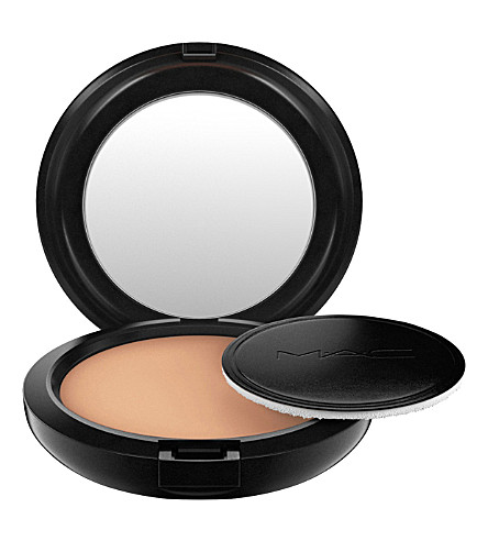 MAC Studio Careblend Pressed Powder (Dark