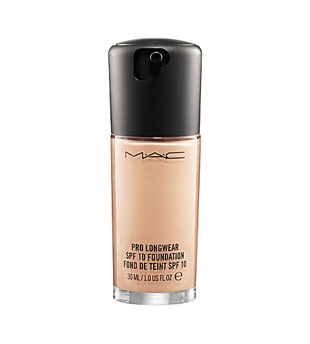 MAC Pro Longwear SPF 10 Foundation (N18