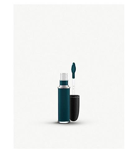 MAC Retro Matte liquid lipstick (Young attitude
