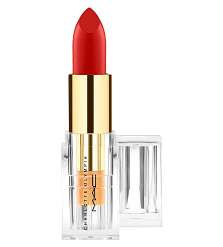 MAC Charlotte Olympia Lipstick (Leading lady red
