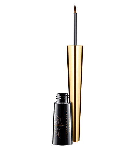 MAC Charlotte Olympia liquid eyeliner (Nearly+natural