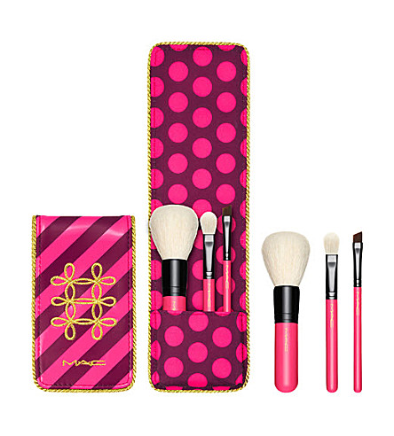 MAC Nutcracker Sweet Essential Brush Kit