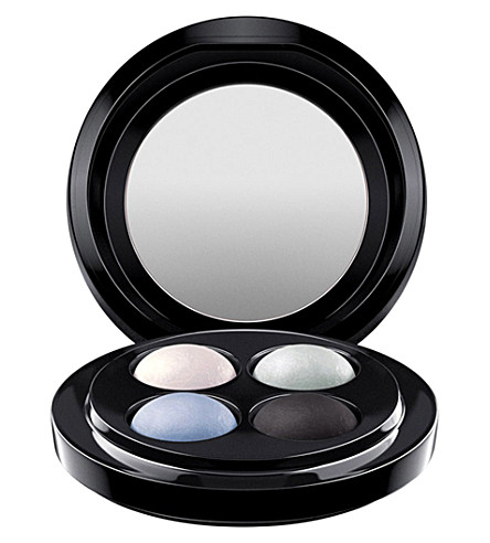 MAC Mineralize Eyeshadow Quads (Dark+energy