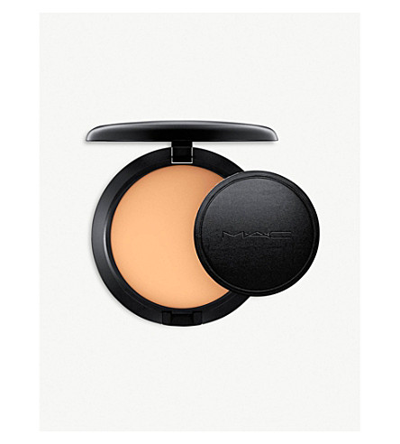 MAC Next To Nothing Pressed Powder (Dark
