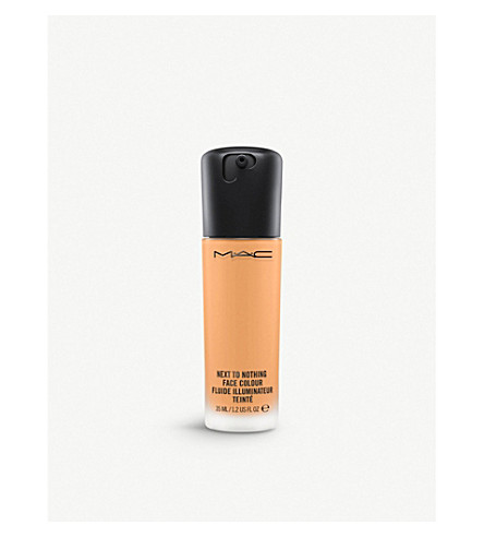 MAC Next To Nothing Face Colour 35ml (Dark