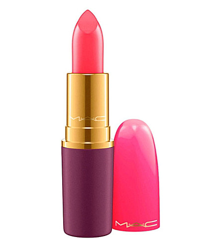 MAC Nutcracker sweet ampli creme lipstick (Saucy+little+darling