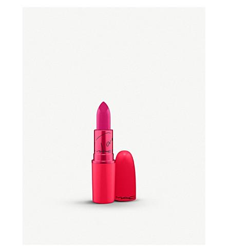 MAC VIVA GLAM Taraji lipstick (Tara
