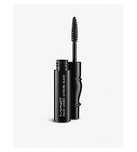 MAC False Lashes mascara 3.5g (Extreme+black