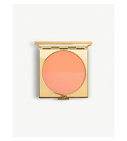 MAC MAC x Padma Lakshmi Powder Blush Duo (Melon+pink