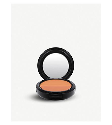MAC Studio Waterweight Pressed Powder (Dark