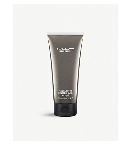 MAC Mineralize Reset & Revive Charcoal Mask 100ml