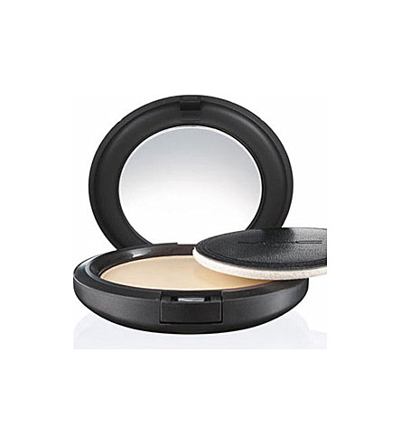 MAC Select Sheer Pressed Powder (Nc25
