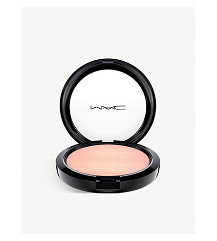 MAC Extra Dimension Skinfinish gold (Beaming+blush