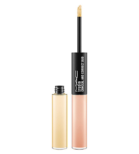 MAC Studio concealer and correct duo (Mid+peach/yellow