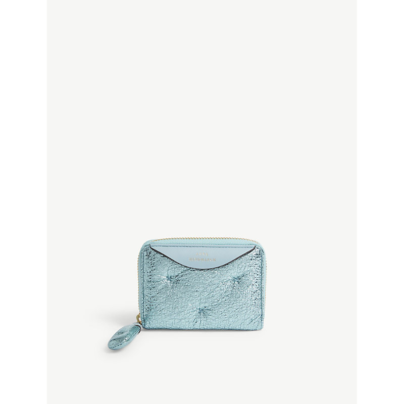 ANYA HINDMARCH Chubby small leather wallet
