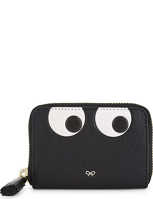 anya hindmarch eyes small leather purse