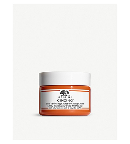ORIGINS Ginzing Ultra-Hydrating Energy-Boosting Cream 30ml