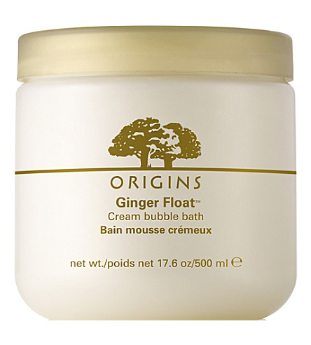 ORIGINS Ginger Float™ Cream Bubble Bath 500ml
