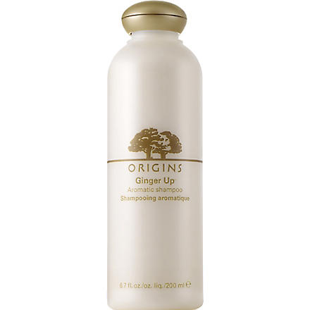 ORIGINS Ginger Up™ Aromatic shampoo 250ml