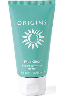 ORIGINS Faux Glow™ Radiant Self–Tanner for Face