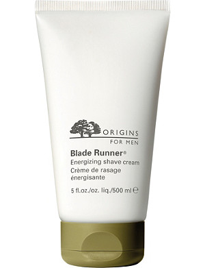 ORIGINS Blade Runner® energising shave cream 150ml