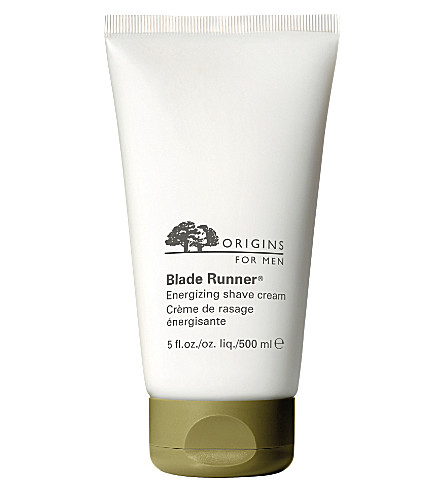 ORIGINS Blade Runner energising shave cream 150ml
