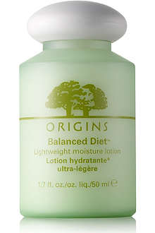 ORIGINS Balanced Diet™ Lightweight Moisture Lotion