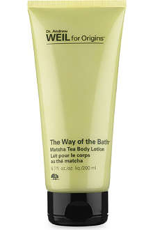 ORIGINS The Way of the Bath™ Matcha Tea Body Lotion 200ml