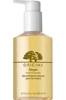 ORIGINS Ginger Hand Cleanser 200ml