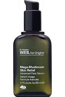 ORIGINS Mega–Mushroom Skin Relief Advanced Face Serum 50ml