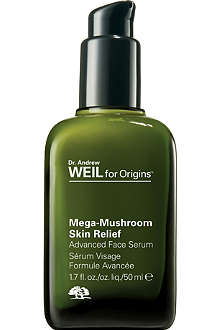 ORIGINS Mega–Mushroom Skin Relief Advanced Face Serum 30ml