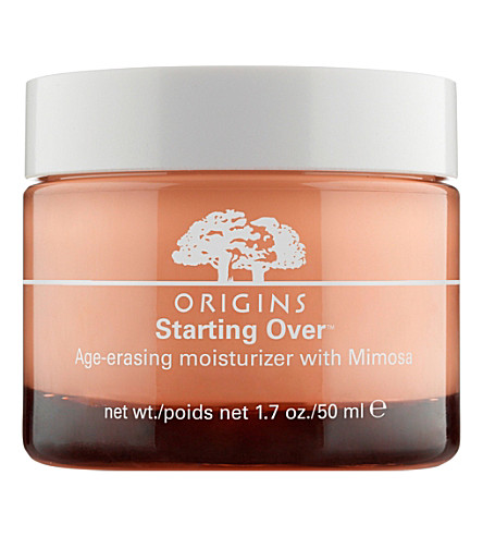 ORIGINS Starting Over™ Age–Erasing Moisturizer with Mimosa