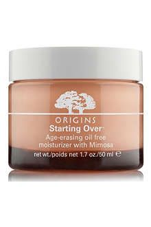 ORIGINS Starting Over™ Age–Erasing Oil–Free Moisturizer with Mimosa