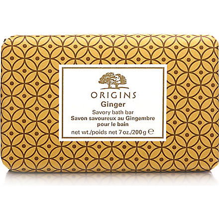 ORIGINS Ginger Savory Bath Bar™