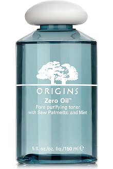 ORIGINS Zero Oil Purifying Toner with Palmetto and Mint