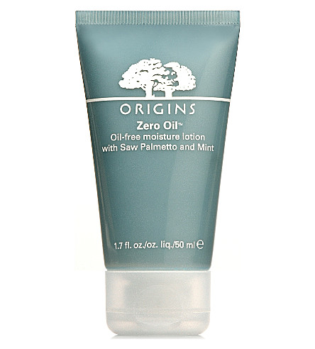 ORIGINS Zero Oil Oil–Free Lotion with Palmetto and Mint