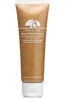 ORIGINS Never a Dull Moment® Skin Brightening Face Polisher