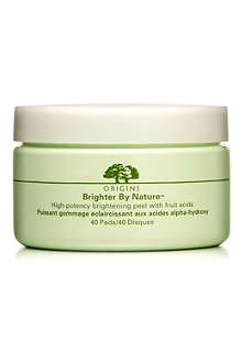 ORIGINS Brighter by Nature™ High–Potency Brightening Peel Pads