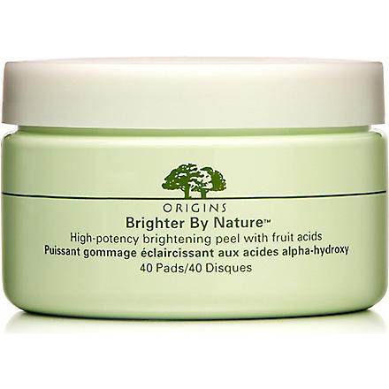 ORIGINS Brighter by Nature™ High–Potency Brightening Peel Pads