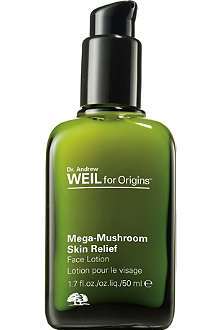 ORIGINS Mega–Mushroom Skin Relief Soothing Face Lotion