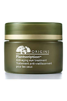 ORIGINS Plantscription™ Anti–aging eye treatment