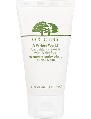 ORIGINS A Perfect World™ Antioxidant Cleanser with White Tea 50ml